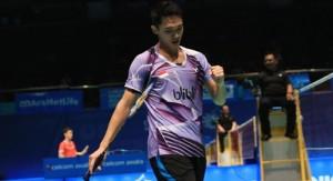 Lagi, Dua Wakil Indonesia ke Babak Utama Malaysia Open
