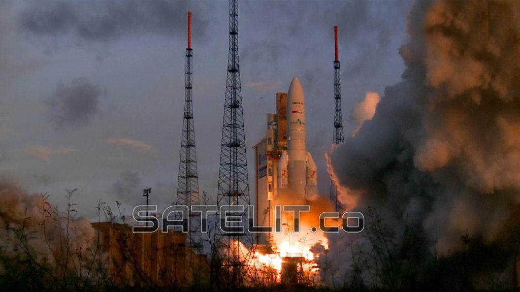 Satelit BRIsat Berhasil Diluncurkan
