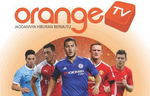 Resmi! Orange TV Tayangkan Liga Inggris 2016-2019