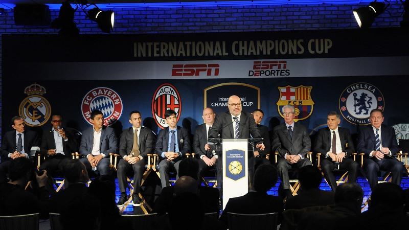 Siaran TV di Parabola yang Menyiarkan ICC 2016