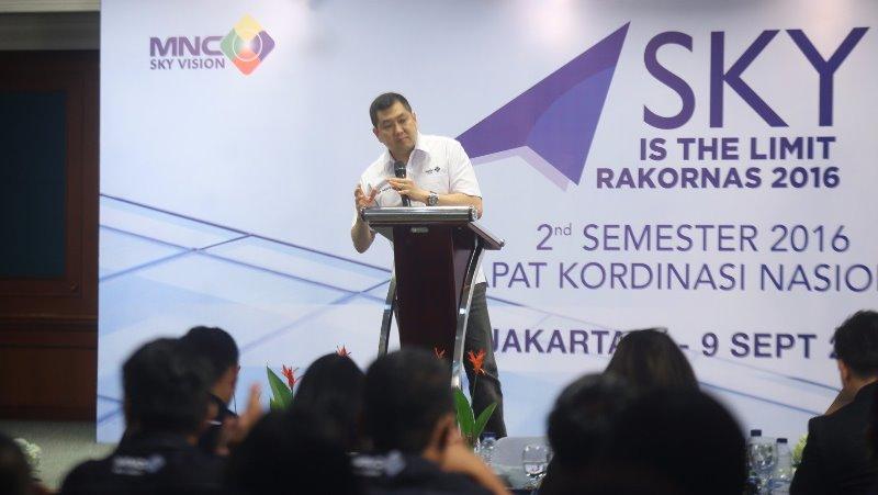 Hary Tanoe Minta Pay TV MNC Sky Masuki Daerah Pelosok