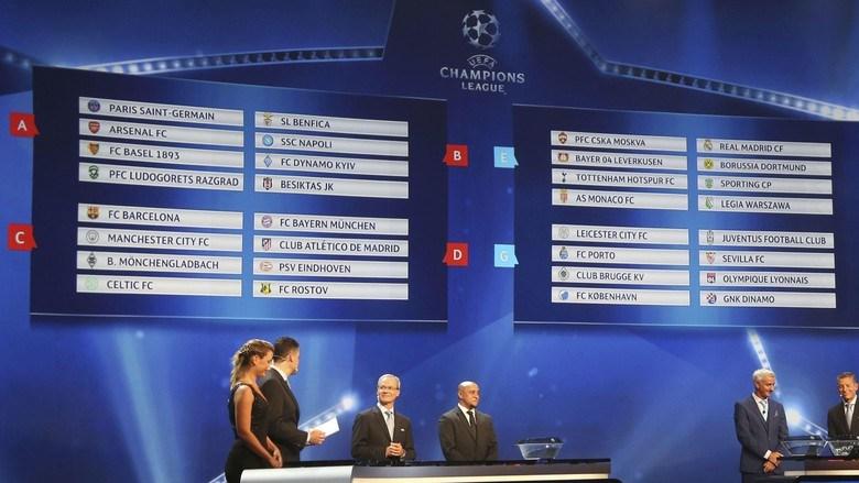 Siaran TV yang Menyiarkan Liga Champions Eropa di Parabola