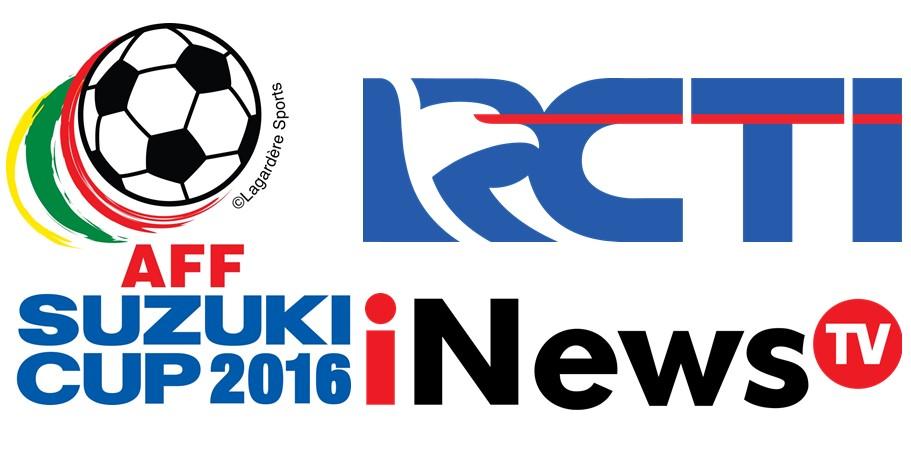 Piala AFF 2016 di RCTI dan iNews TV Akan Diacak