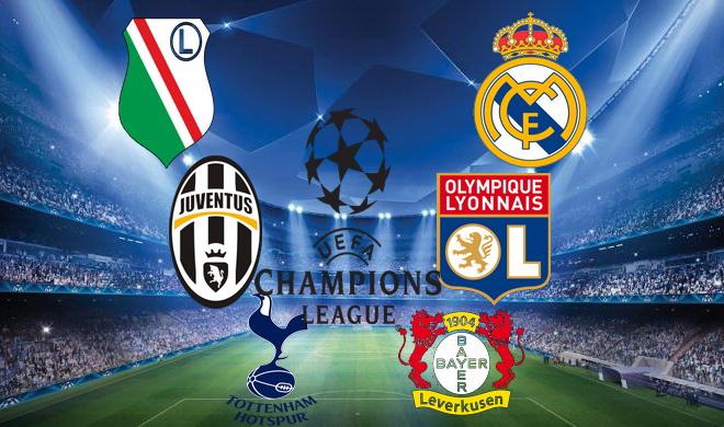 Siaran TV yang Menyiarkan Liga Champions: Legia Warsawa vs Real Madrid