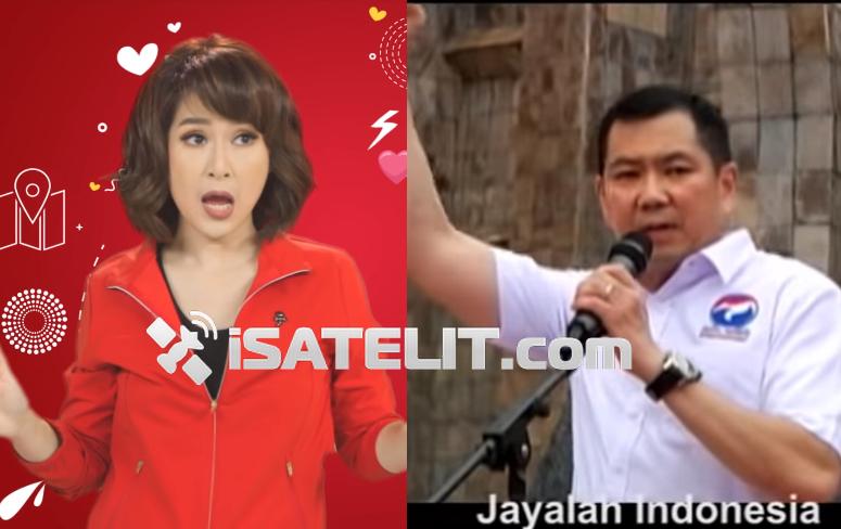 Biaya Iklan Kampanye PSI dan Partai Perindo di TV