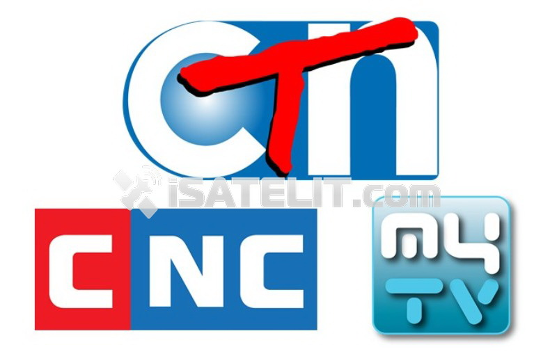 Frekuensi CTN CNC dan MyTV Kamboja Terbaru