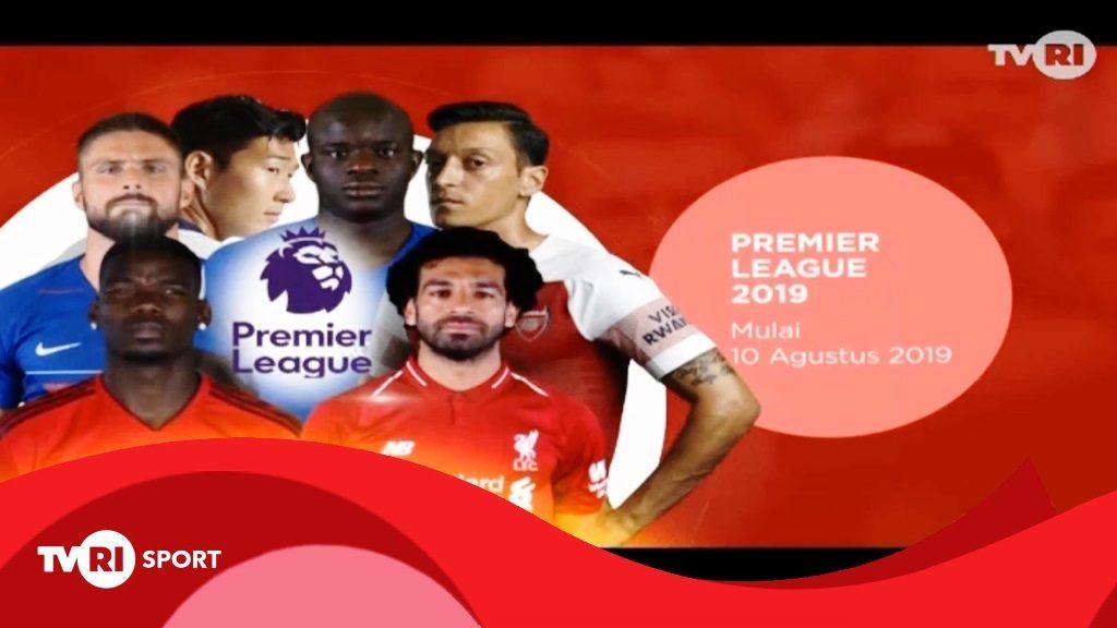 Liga Inggris di TVRI Tidak Diacak Biss Key