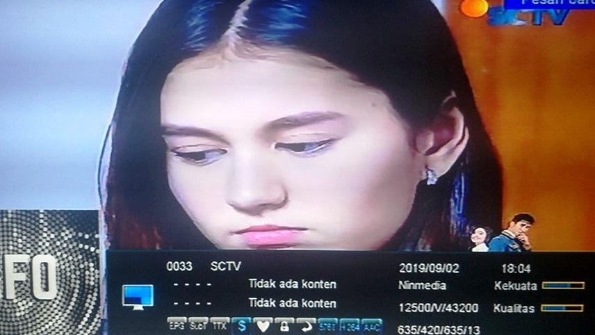 SCTV dan Indosiar di Ninmedia Hilang