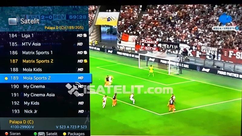 Mola TV Polisikan Situs Live Streaming Liga Inggris Ilegal