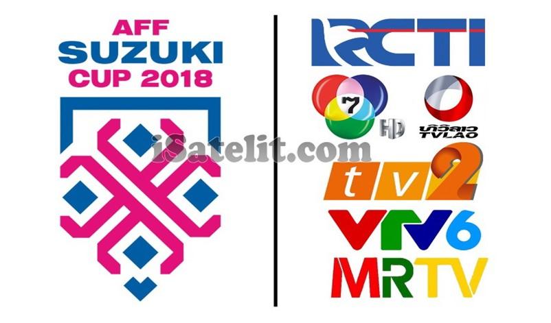 Siaran TV Alternatif Nonton Piala AFF 2018 di Parabola