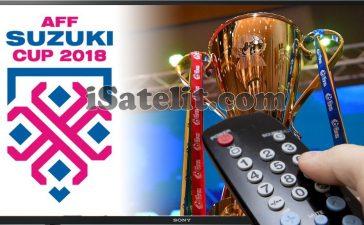 Siaran TV Luar Negeri Pemegang Hak Siar Piala AFF 2018