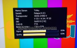Frekuensi Terbaru TV Muhammadiyah (TVMu)