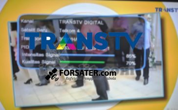 Frekuensi Terbaru TransTV di Satelit Telkom 4