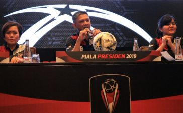 Piala Presiden 2019 di Indosiar Tidak Diacak