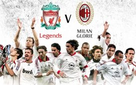 TVRI Siarkan Liverpool Legends vs AC Milan Glorie