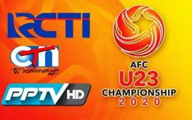 Pemegang Hak Siar Kualifikasi Piala Asia U23 di Parabola