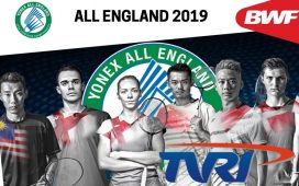TVRI Siarkan All England 2019