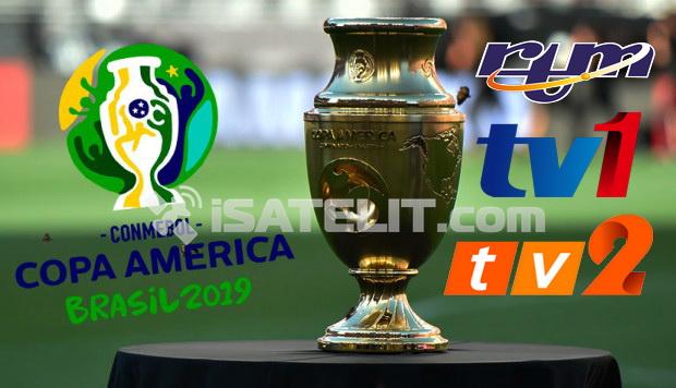 RTM Malaysia Resmi Pegang Hak Siar Copa America 2019