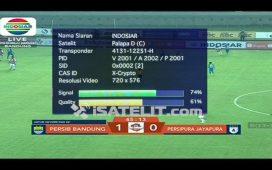 Adakah Biss Key Liga 1 di Indosiar?