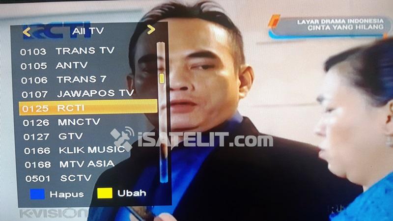 Cara Termurah Nonton RCTI GlobalTV dan MNCTV yang Diacak di Parabola