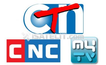 Frekuensi Terbaru CTN, CNC dan MyTV Kamboja