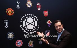 SEBANYAK 12 klub besar akan bertanding di International Champions Cup (ICC) 2019. (Dok. ICC 2019)