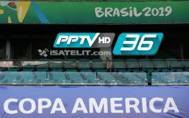 STASIUN TV Thailand PPTV HD siarkan Copa America 2019. (Dok. FORSATER.com)