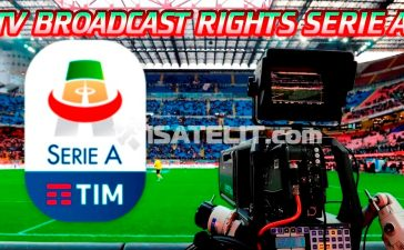 STASIUN TV pemegang hak siar Liga Italia Serie A 2019-2021. (Dok. FORSATER.com)