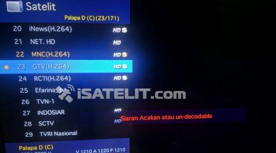 RCTI, MNCTV dan GTV Diacak Setiap Pukul 18:00 WIB