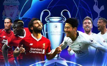 Siaran TV Siarkan Final UCL Tottenham Hotspur vs Liverpool di Parabola