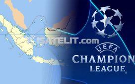 Pemegang Hak Siar Liga Champions Eropa 2019-2020 di Indonesia
