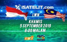 Siaran Alternatif Indonesia vs Malaysia