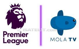 Mola TV Kejar Distribusi Liga Inggris melalui Tiket Fly