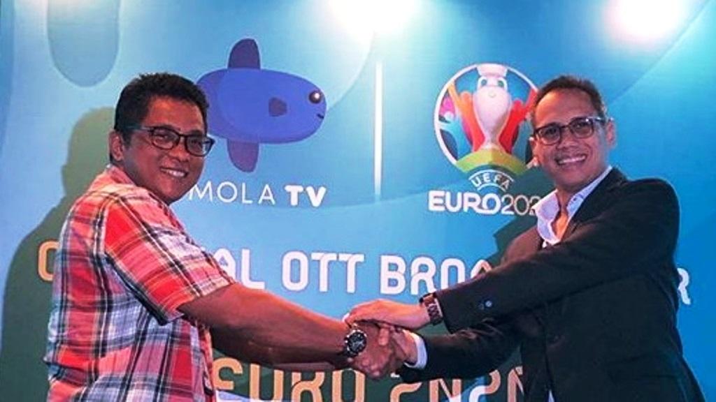Hanya Mola TV Yang Siarkan EURO 2020 Secara Lengkap