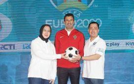 MNC Group Resmi Miliki Hak Siar UEFA Euro 2020