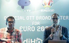 Mola TV akan Tindak Penyiaran EURO 2020 secara Ilegal