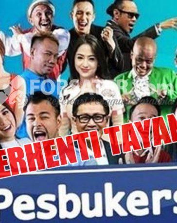 Pesbukers ANTV Resmi Berhenti Tayang