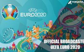 Stasiun TV Pemegang Hak Siar UEFA EURO 2020