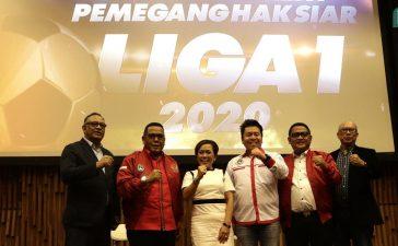 Ini Pemegang Hak Siar Televisi Liga 1 2020 Indonesia