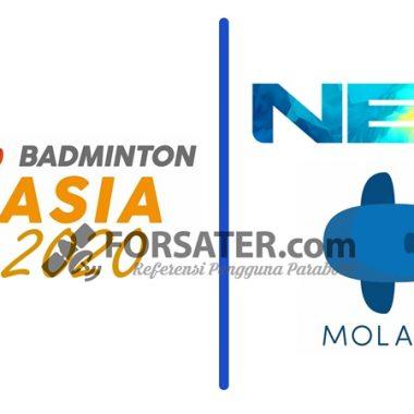 Siaran TV yang Siarkan Badminton Asia Team Championships 2020