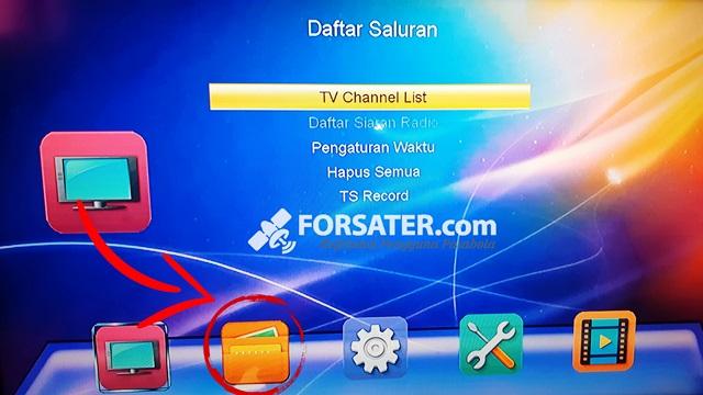 Cara Menambah Siaran TV dan FEED di Parabola bagi Pemula