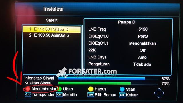 Cara Mudah Mendapatkan Satelit Telkom 4