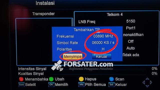 Cara Mudah Mendapatkan Satelit Telkom 5