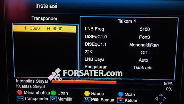 Cara Mudah Mendapatkan Satelit Telkom 6