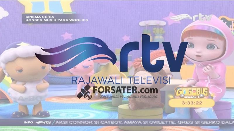 Frekuensi RTV di Telkom 4