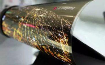 LG Resmi Pasarkan Televisi Bisa Digulung, LG Signature OLED R