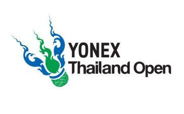 Pemegang hak siar Yonex Thailand Open 2021.