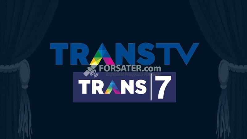 Frekuensi Terbaru TransTV dan Trans7 di Telkom 4