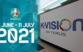 Ini peringatan MNC Vision soal hak siar EURO 2020.