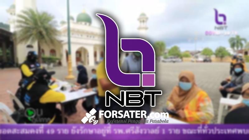 Frekuensi NBT Thailand di Parabola